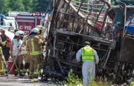 Γερμανία: Ανετράπη εργασιακό λεωφορείο - 60 τραυματισμένοι εργάτες