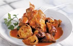 Κυριακάτικο τραπέζι - Ώρα για Κατσικάκι με τσακώνικες μελιτζάνες