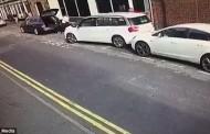 Βίντεο: Παρκάρει σε θέση αναπήρων, τρακάρει το πίσω αμάξι και λέει: «Ε και τι έγινε;»