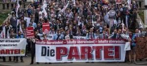 Γερμανία: Σατιρικό κόμμα που υπόσχεται συνταγογράφηση κοκαΐνης σαρώνει στο Διαδίκτυο