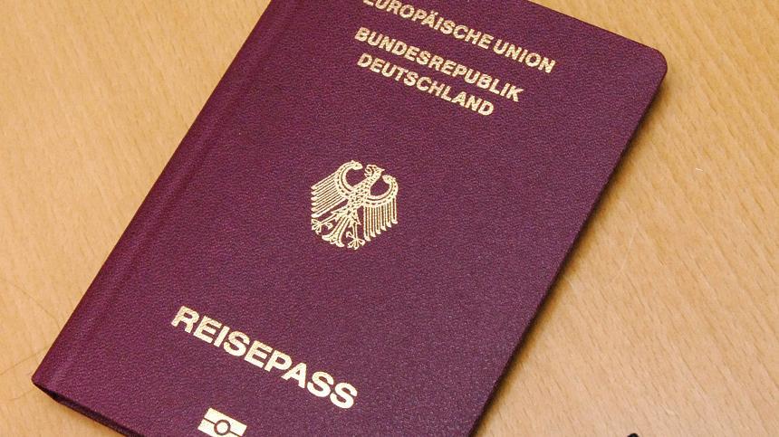 Το Γερμανικό Διαβατήριο είναι το Πολυτιμότερο στον Κόσμο – Δείτε το λόγο