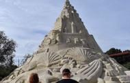 Το μεγαλύτερο παλάτι στην άμμο «χτίστηκε» στη Γερμανία [εικόνες]
