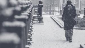 Χειμωνιάτικο το σκηνικό στη Γερμανία και την Παρασκευή 19 Ιανουαρίου 2018