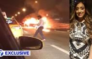 Αδιανόητο: Αυτοκίνητο έπιασε φωτιά και ο οδηγός φώναξε ταξί ενώ η φίλη του καιγόταν ζωντανή