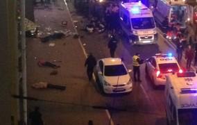 Αυτοκίνητο έπεσε σε πεζούς στην Ουκρανία - Πέντε νεκροί