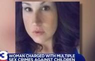 Φρίκη στις ΗΠΑ: Γυναίκα βίασε εννιά παιδιά από την ίδια την οικογένειά της