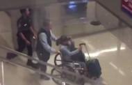 Λας Βέγκας: Η σύντροφος του μακελάρη με αναπηρική καρέκλα στο αεροδρόμιο