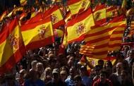«Σεισμός» στη Βαρκελώνη από 350.000 διαδηλωτές κατά της ανεξαρτησίας της Καταλονίας