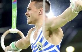 Παγκόσμιος πρωταθλητής στους κρίκους για δεύτερη συνεχή φορά ο Πετρούνιας!