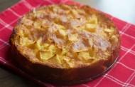 Apfekuchen - Γερμανική μηλόπιτα με ιδιαίτερη κρέμα!