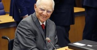 Σόιμπλε: H Ελλάδα δεν ξεπέρασε ακόμα το πρόβλημα αλλά βρίσκεται σε καλό δρόμο