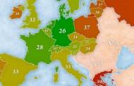 Στους Έλληνες τα πανευρωπαϊκά σκήπτρα εργατικότητας