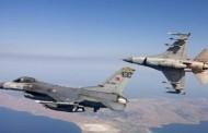 Αερομαχίες ελληνικών και τουρκικών αεροσκαφών πάνω από το Αιγαίο