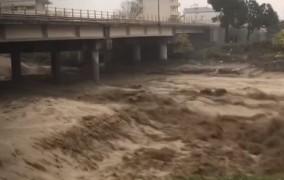 Κατακλυσμός σε Κατερίνη και Λάρισα: Τουλάχιστον 56 διασώσεις - 480 κλήσεις για πλημμύρες