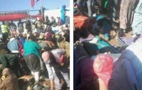 Τραγωδία στο Μαρόκο: Γυναίκες και παιδιά ποδοπατήθηκαν κατά τη διανομή βοήθειας - 17 νεκροί