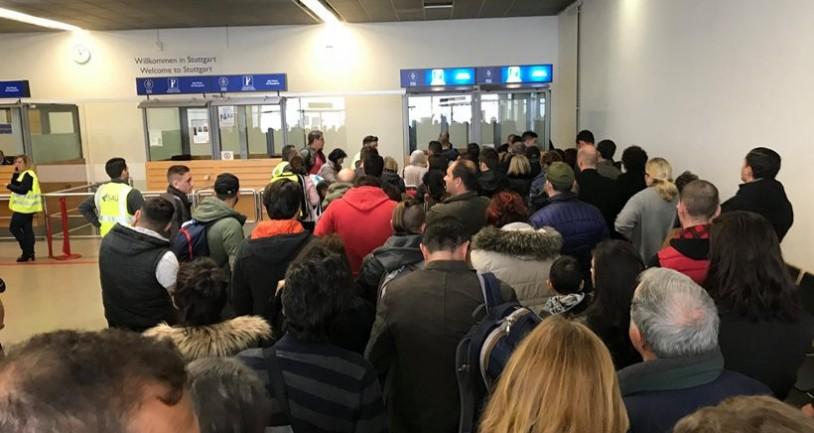 Το ξέσπασμα Έλληνα επιβάτη για την «καραντίνα» στα γερμανικά αεροδρόμια