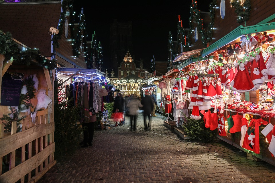 Χριστουγεννιάτικη Αγορά της Φρανκφούρτης: Όλες οι πληροφορίες