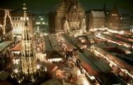 Χριστούγεννα στη Νυρεμβέργη: Η ωραιότερη πόλη για τις γιορτές