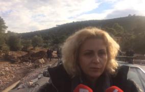 Συγκλονίζει η θεία αγνοούμενου στη Μάνδρα: Βρέθηκε το αυτοκίνητο στον χείμαρρο, δεν έχουμε βρει το παιδί