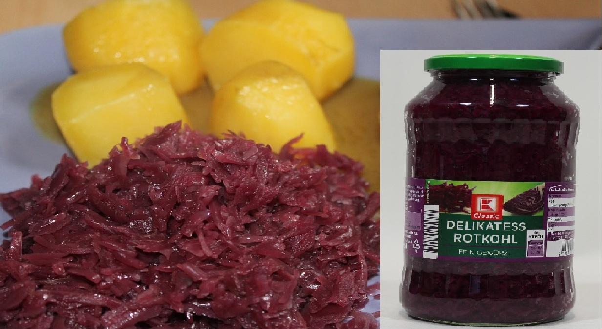 Γερμανία: Προσοχή! Η Kaufland ανακαλεί κονσερβοποιημένο κόκκινο λάχανο