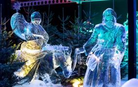 Eiswelt Dresden: Μία από τις μεγαλύτερες εκθέσεις πάγου που αξίζει να επισκεφθείτε