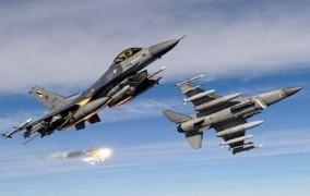 Εμφανίσθηκαν ξανά οπλισμένα F- 16 στο Αιγαίο