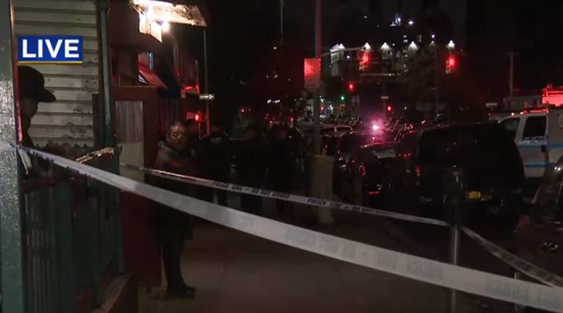 Νέα Υόρκη: Αστυνομικοί πυροβόλησαν και σκότωσαν άνδρα με ξύλινη ματσέτα