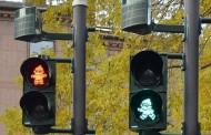 Νέα φανάρια για πεζούς στο Mainz … με Mainzelmännchen