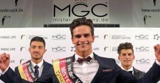 Mister Germany 2018: Αστυνομικός ο πιο όμορφος άνδρας της Γερμανίας