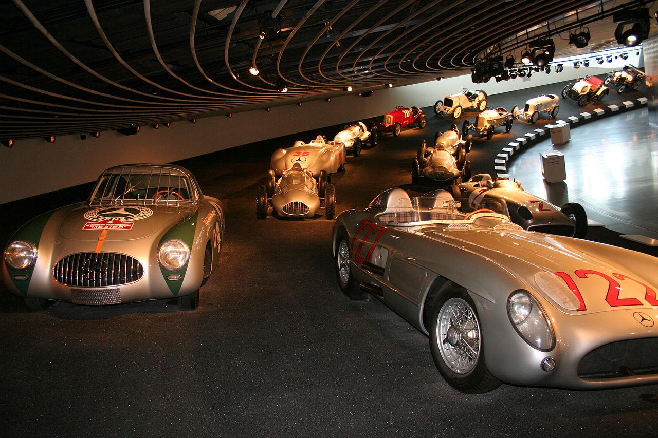 Στουτγάρδη: Το μουσείο της Mercedes-Benz είναι εμπειρία ζωής