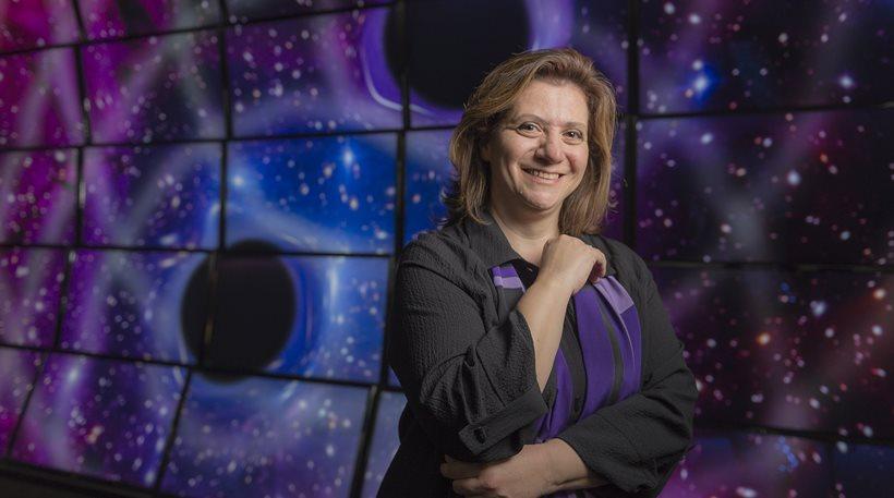 Σημαντική διάκριση για Ελληνίδα αστροφυσικό: Θα της απονεμηθεί το Βραβείο «Χάϊνεμαν» για το 2018