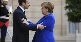 Μακρόν – Μέρκελ: Αύριο συζητούν το μέλλον της Ευρώπης