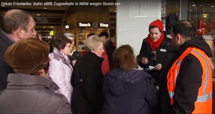 Deutsche Bahn: Η «Φρειδερίκη» έφυγε, τα προβλήματα έμειναν