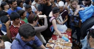 Λαϊκό συσσίτιο στη Γερμανία δεν θα δέχεται αλλοδαπούς