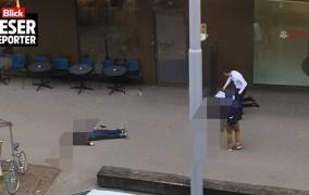 Τραγωδία στη Ζυρίχη: Τη σκότωσε μπροστά στα μάτια των περαστικών και αυτοκτόνησε
