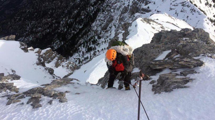 Τραγωδία: Νεκροί οι δύο ορειβάτες από τα Σκόπια που αναζητούνταν στο Καϊμακτσαλάν