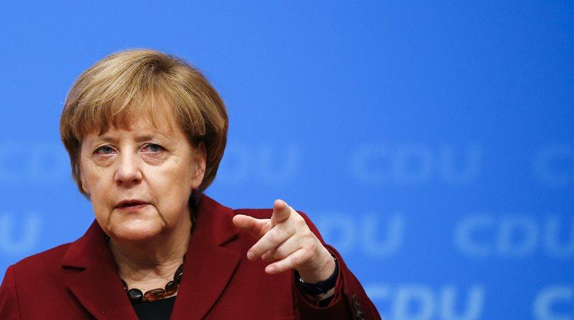 Μέρκελ: Οι Σοσιαλδημοκράτες θα αποφασίσουν αν ο Γκάμπριελ θα λάβει χαρτοφυλάκιο
