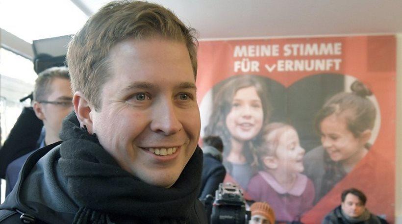 Γερμανία: Ο 28χρονος Κέβιν Κιούνερτ θέλει να γίνει πρόεδρος των Σοσιαλδημοκρατών