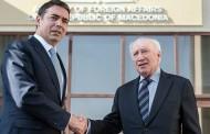 Ντιμιτρόφ: Μόνο οι Έλληνες αρνούνται ότι είμαστε Μακεδόνες και μιλάμε τη μακεδονική γλώσσα