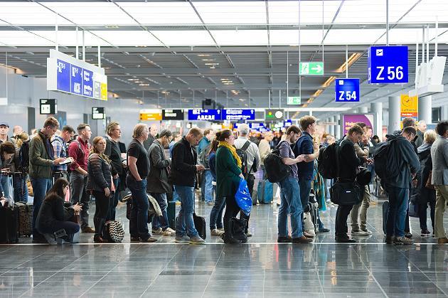 Νέα μέθοδος ελέγχου από τη Lufthansa - Χωρίς ταυτότητα και κάρτα επιβίβασης