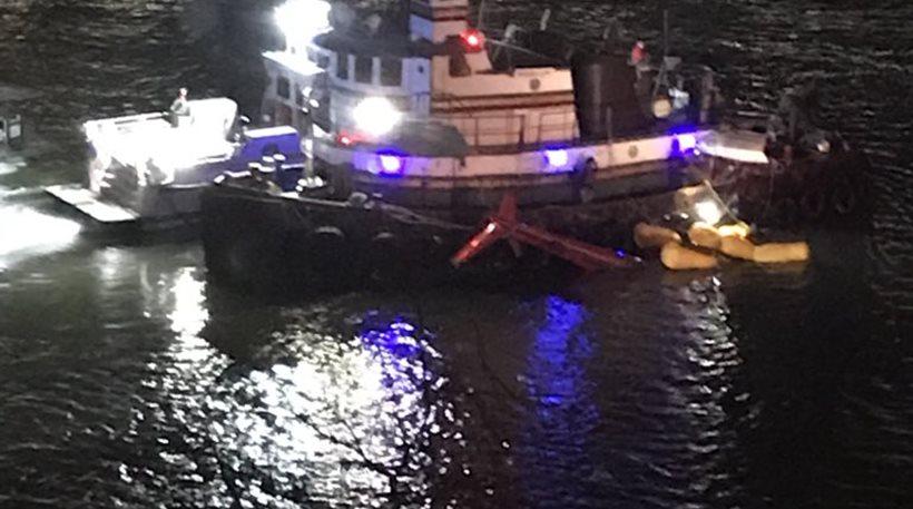 Βίντεο: Ελικόπτερο συνετρίβη στη Νέα Υόρκη - Τουλάχιστον πέντε νεκροί