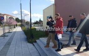Τέσσερις μήνες φυλάκιση με αναστολή στον Τούρκο που πέρασε τρέχοντας σε ελληνικό έδαφος