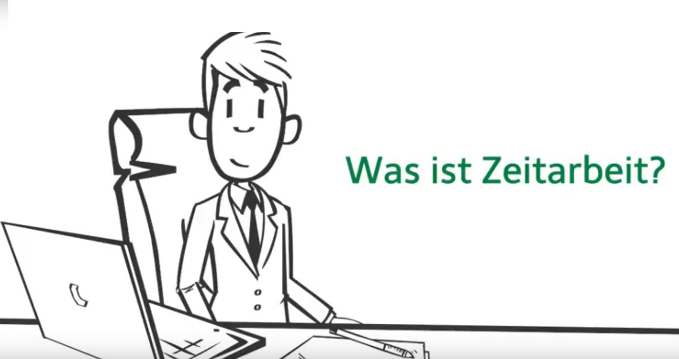 Εργασία στη Γερμανία: Τι είναι η Zeitarbeit;