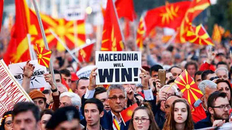 Οι Σκοπιανοί Θεωρούν την Ελλάδα τον μεγαλύτερο εχθρό τους