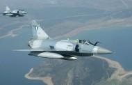 Έκτακτο! Πτώση μαχητικού αεροσκάφους Mirage 2000-5 στη Σκύρο