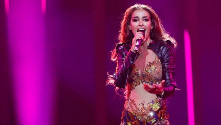 Σε αυτή τη θέση θα εμφανιστεί η Ελένη Φουρέιρα στον τελικό της Eurovision