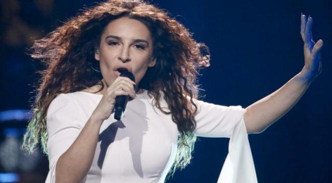 Το εντυπωσιακό τρικ που θα κάνει η Γιάννα Τερζή στη σκηνή της Eurovision