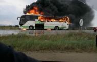 Έβρος: Κεραυνός χτύπησε λεωφορείο γεμάτο επιβάτες - Σοκαριστικές εικόνες