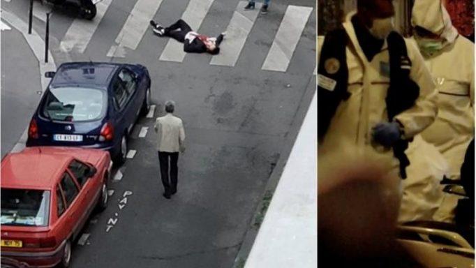 Επίθεση με μαχαίρι στο Παρίσι: Ο «στρατιώτης» του ISIS φώναζε ο Αλλάχ είναι μεγάλος