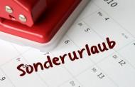 Γερμανία: Sonderurlaub - Δείτε σε ποιες περιπτώσεις δικαιούστε επιπλέον άδεια και πόσες ημέρες